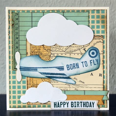 airplane cards airplane card paper crafts