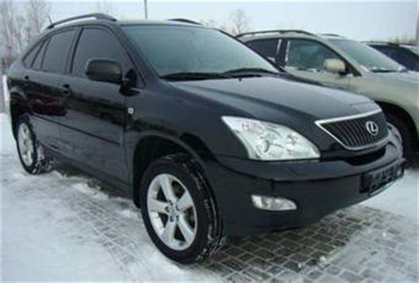 2005 lexus rx350 pictures, 3.5l., gasoline, automatic for sale