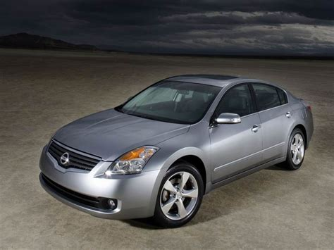 nissan altima sport 2007 2007 nissan altima technical specifications and data