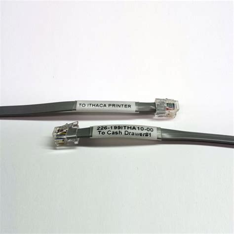 Drawer Cable To Printer by Cable For Printer Driven Drawer Ithaca Drawer 1 6