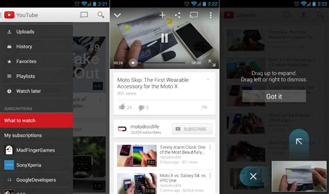 youtube videos news and tips ghacks technology news image gallery new youtube