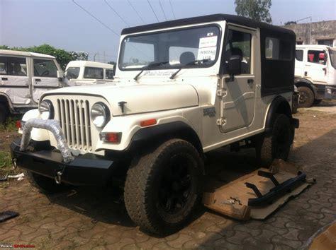 mahindra jeep 2013 100 thar jeep modified in kerala mahindra thar