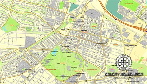 printable street maps uk glasgow scotland uk great britain printable vector