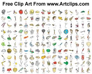 free collection clipart