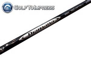 Mitsubishi Diamana Ahina Diamana Ahina Shaft Reviews Golf To Impress Autos Weblog