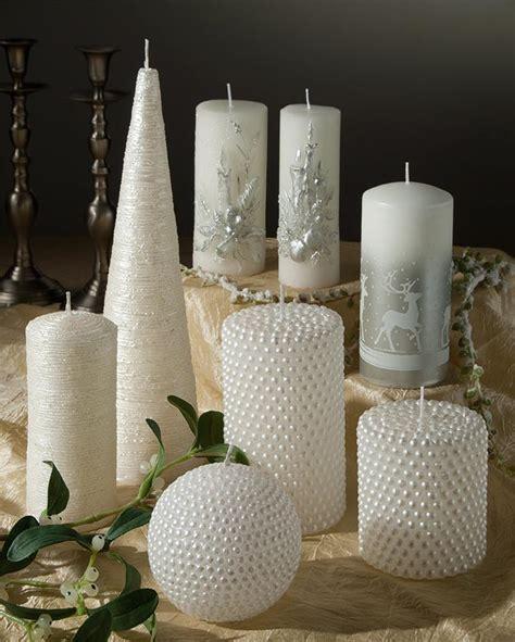 produzione candele ingrosso candele natalizie idee immagine di decorazione