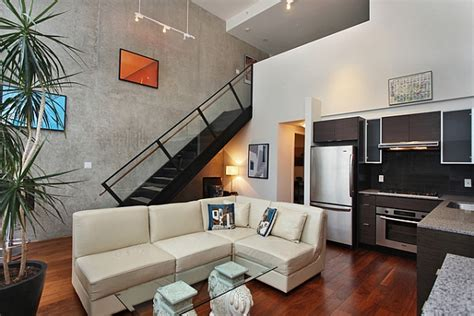 decorating for small homes industrial loft brings a dash new york city charm to