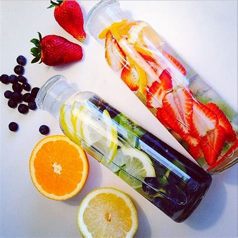 Detox With Lemon And Virginia by Make Your Own Detox Water The Of V