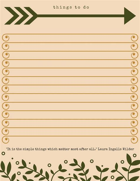 40 Printable To Do List Templates Kitty Baby Love A To Do List Template