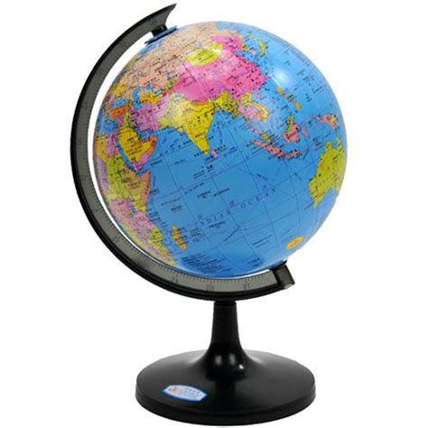 pc globe maps and facts 1pc rotating world map globes table decor