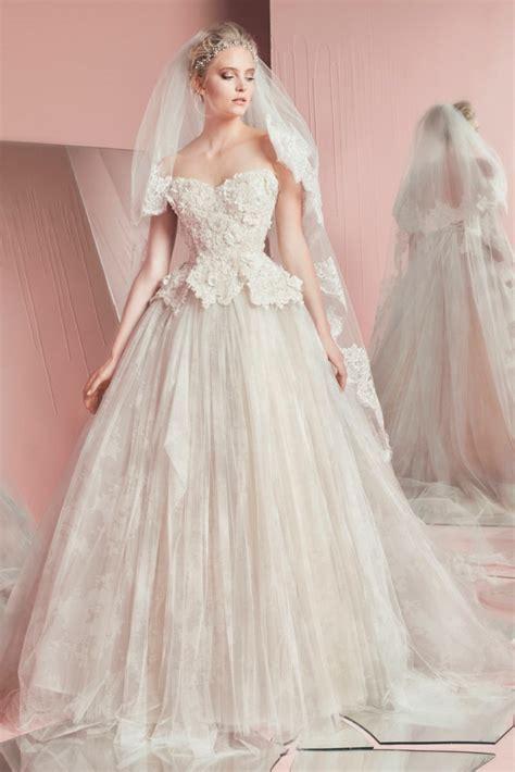 Brautkleid Designer by 28 Brautkleider F 252 R 2016 Feminine Und M 228 Rchenhafte
