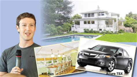 Zuckerberg House And Cars by Revealed Modest Lifestyle Of Facebook S Zuckerberg