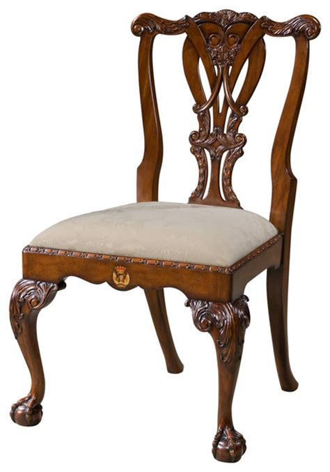 theodore althorp living history crested chair