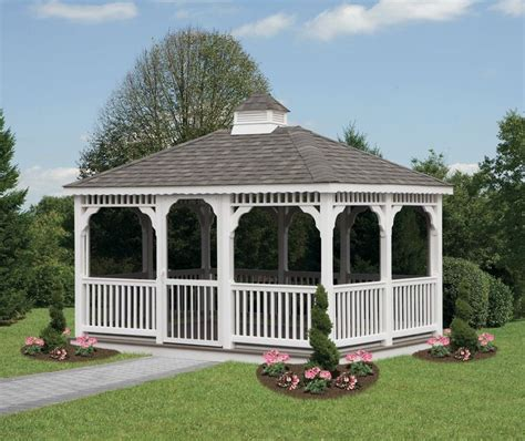 Cheap Gazebos With Sides For Sale 255 Best Wooden Gazebo Kits Images On