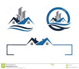 House Builder Program home and building logo stock vector image 60272004