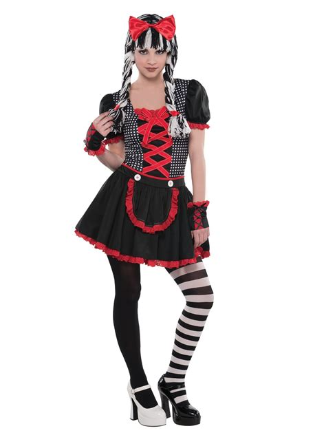 jointed doll costume doll costume 997659 fancy dress