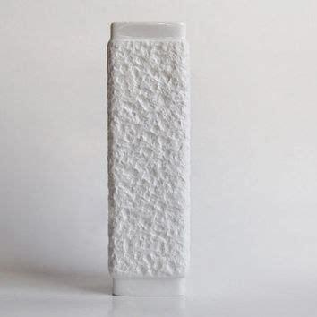 vintage white rectangular vase kpm from 1001vintage