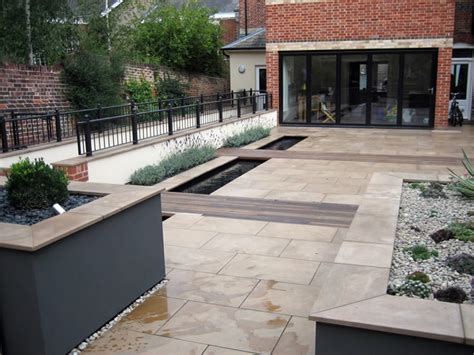 Out Door Patio Roger Gladwell Garden Paving Patios Pavers