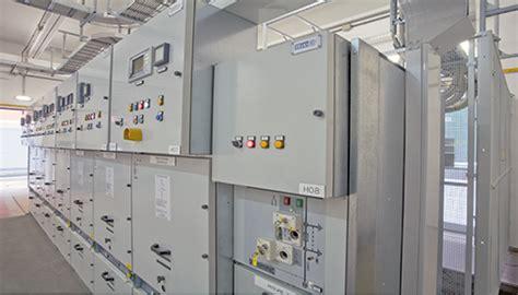 cabina di media tensione rifacimento cabina elettrica dell aeroporto guglielmo