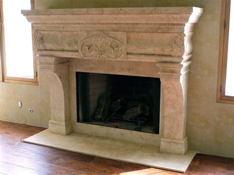 italian tuscan stone fireplace mantels bt