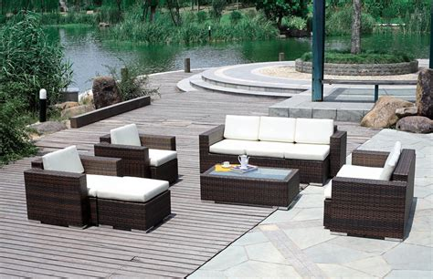 Outdoor Sofa Sets by Rattan Outdoor Furniture Sofa Set Rattan Outdoor