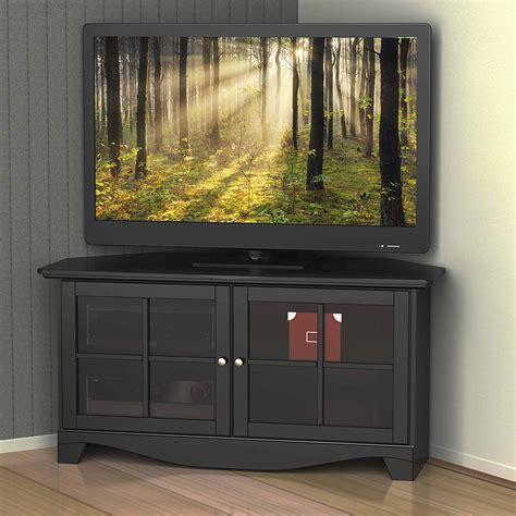 black cabinet with doors best 15 of black corner tv cabinets with glass doors