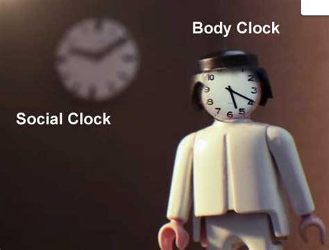 social jet lag  ruining  health