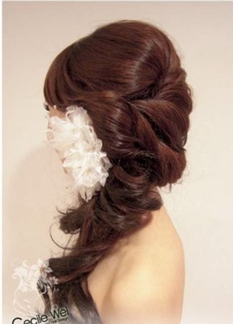 gorgeous bridal hair styles down dos historic kent manor inn wedding hair up ideas