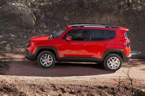 jeep suv 2015 jeep renegade 2015 una nueva peque 241 a suv para el mundo