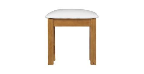 Dressing Tables Stools by Country Pine Dressing Table Stool Lifestyle Furniture Uk