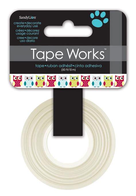 artcraft pattern works inc owls tape works 058268 details rainbow resource center
