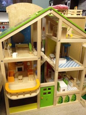 hape doll house hape dollhouse 5 furniture sets in bellevue wa sells for 110 dollhouses