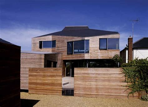Salt House by The Salt House Essex Home By Alison Architects E Architect