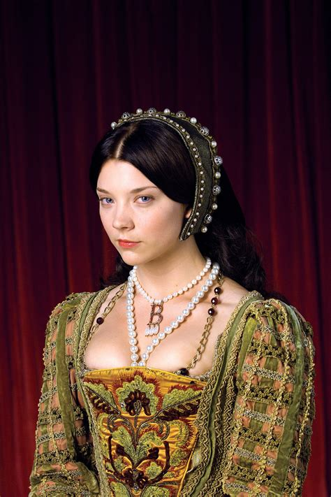 Natalie Dormer As Boleyn by Boleyn Natalie Dormer As Boleyn Photo