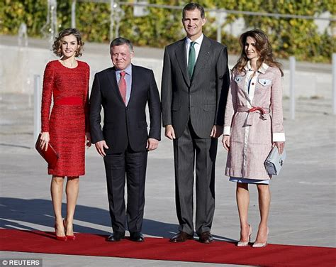 Reina Shirt Chic rania of and letizia of spain go to