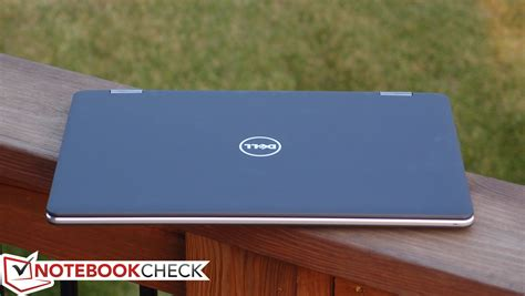dell inspiron   convertible review notebookcheck