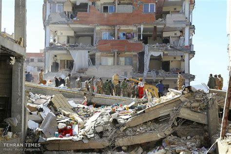 earthquake kermanshah lessons from kermanshah earthquake tehran times