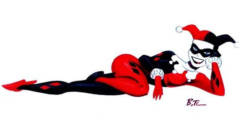 harley quinn a celebration paul dini will be signing harley quinn a celebration of 25 years dark knight news