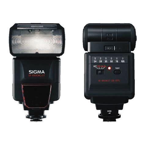 Flash Sigma Ef 610 Dg St sigma ef 610 dg st e ttl ii speedlite flash blic bljeskalica