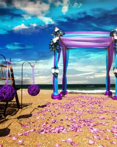 beach wedding aisle decoration ideas deer pearl flowers