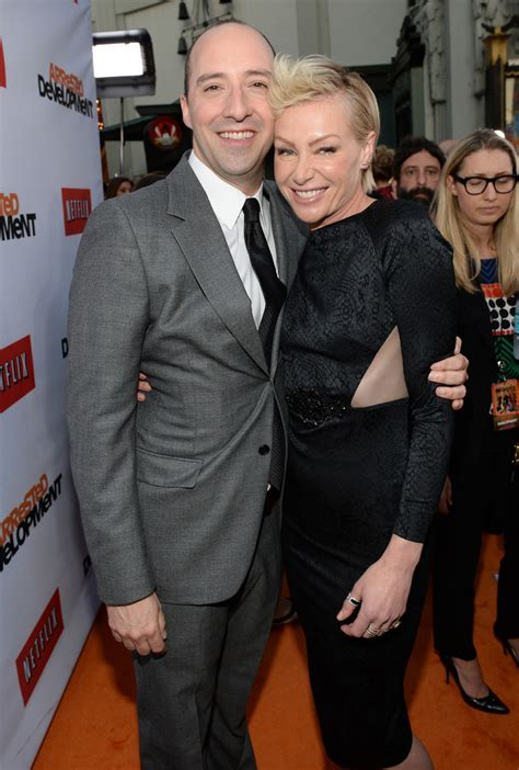 tony hale wife portia de rossi and tony hale photos photos arrested