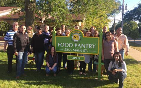 Niles Township Food Pantry by W W Grainger Helping Out The Food Pantry Niles Township