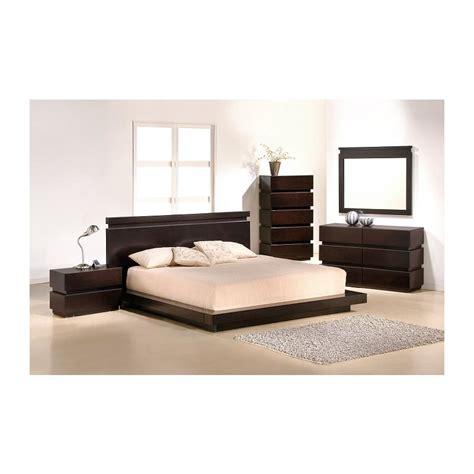 Knotch Bedroom Set by J M Furniture Knotch Dresser And Mirror 2bmod