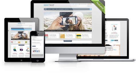 template joomla free ecommerce it smartshop joomla ecommerce template joomshopping ready
