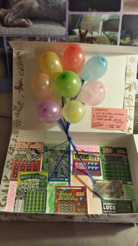 gift ideas for mom birthday 25 best ideas about creative birthday gifts on pinterest