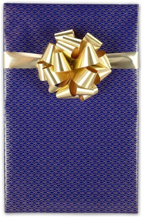 religious gift wrap purple christian fish gift wrap