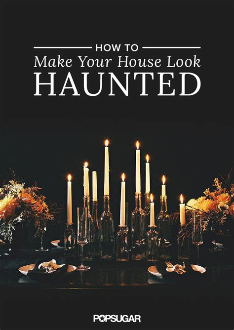 Haunted House Decor by Haunted House Decor Popsugar Home
