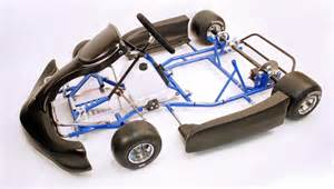kart gestell eagle kart with optional parts