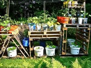 Garden Ideas With Pallets 5 Diy Garden Ideas For Wood Pallets The Garden Glove