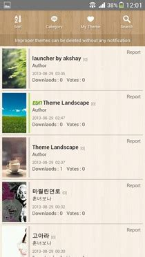 android theme maker exe easily create go launcher ex themes right on your android